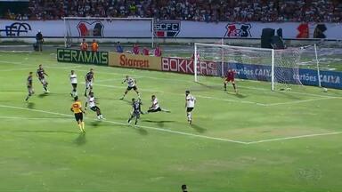 Operário perde a primeira do mata-mata da Série C - Fantasma precisa de vitória por dois gols no próximo domingo.