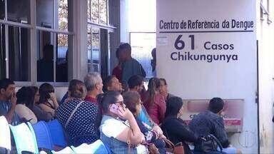 Mutirão é realizado contra o Aedes Aegypti em Campos, no RJ - Assista a seguir.