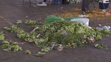 Brasil está entre os 10 países que mais desperdiçam alimentos