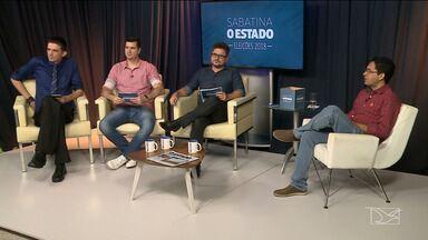 Jornal O Estado realiza sabatina com candidato do PSOL - Odívio Neto respondeu na terça-feira (21) em uma hora de entrevista questões relacionadas a política, economia, educação, infraestrutura e segurança pública.