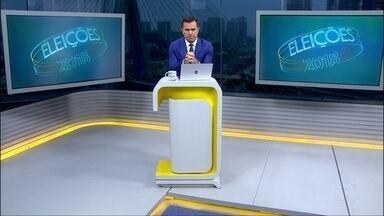 Eleições 2018: Confira a agenda dos candidatos ao Governo de SP - O Bom Dia SP acompanhou as agendas do dia dos candidatos ao Palácio dos Bandeirantes.