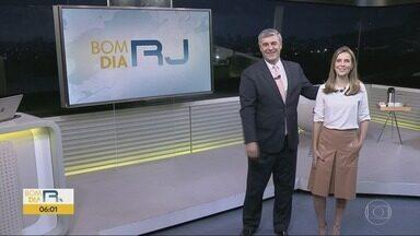 Bom Dia Rio - Íntegra 22 Agosto 2018 - As primeiras notícias do Rio de Janeiro, apresentadas por Flávio Fachel, com prestação de serviço, boletins de trânsito e previsão do tempo.
