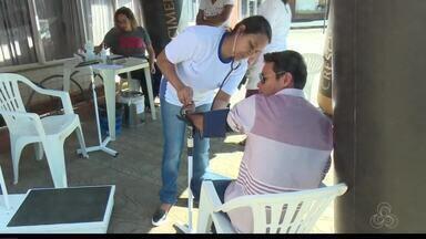 Alunos de Cacoal aprendem sobre profissões - Eles participaram de palestras e oficinas oferecidas pelo Senac.