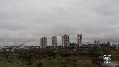 Mudanças climáticas afetam a região de Presidente Prudente - Confira como fica a previsão do tempo para esta quarta-feira (22).