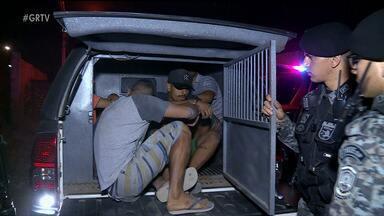 Sete pessoas são presas por receptação de veículos em Petrolina - Três deles possuem passagem na Polícia.
