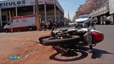 Acidentes de trânsito em Tangará da Serra - Acidentes de trânsito em Tangará da Serra