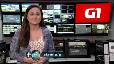 Confira os destaques do G1 Espírito Santo - Notícias sobre as eleições são destaque na internet.