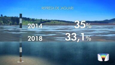 Moradores da região estão preocupados em economizar água - A atitude começou a refletir em queda no consumo.