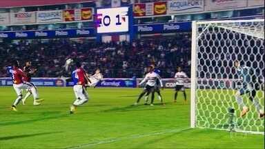 No Brasileirão, São Paulo fica no empate com o lanterna Paraná - No Brasileirão, São Paulo fica no empate com o lanterna Paraná