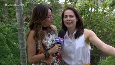 Letícia Colin comenta cena em que Ícaro manda a real para Rosa - Atriz fala sobre a DR que rolou entre o casal na novela 'Segundo Sol'