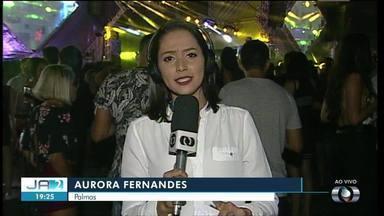 Cerca de 15 mil pessoas são esperadas no VillaMix em Palmas - Cerca de 15 mil pessoas são esperadas no VillaMix em Palmas