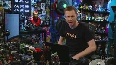 Zero 1 - Programa de 25/08/2018, na íntegra - Além de comemorar o dia do gamer, o programa vai lembrar também o 25º aniversário de Star Trek.