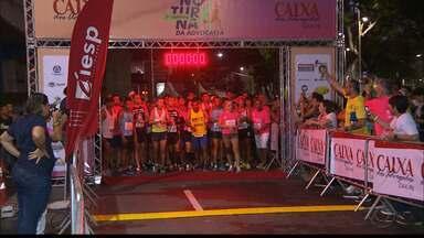 Corrida Noturna da Advocacia: cerca de 1.600 atletas movimentam o Centro de João Pessoa - Provas de 5km, 10km e 15km agitaram a noite da capital paraibana no último sábado