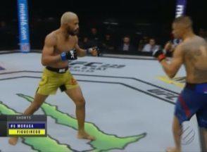 Iuri Marajó perde, mas Deiveson Alcântara vence com belo nocaute - Paraenses lutaram no UFC Lincoln, nos Estados Unidos, no último sábado