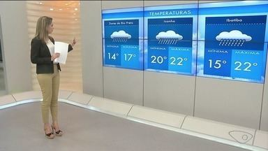 Confira a previsão do tempo para o Sul do Espírito Santo - Máxima é de 22ºC.