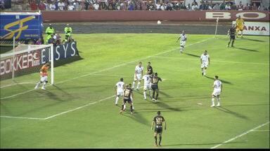 Veja como foi a eliminação do Botafogo-PB no jogo do acesso da Série C - Belo perde para o xará de Ribeirão Preto por 1 a 0 no tempo normal e por 4 a 3 nos pênaltis