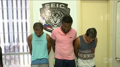 Polícia do Maranhão cumpre mandados de prisão na Bahia e São Paulo - Quadrilha aplicava golpes em grandes redes de atacadistas em vários estados do país.
