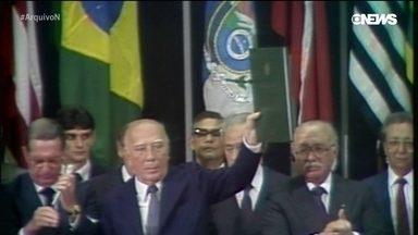 A Constituição Brasileira faz 30 anos