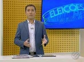 Confira a agenda de camapanha dos candidatos ao governo do Pará nesta quinta-freira, 30 - Agenda dos candidatos.