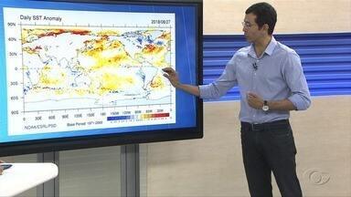 Meteorologista fala sobre a previsão do tempo para Alagoas - Humberto Barbosa dá detalhes sobre as condições do tempo.