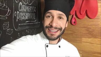 'Na despensa': Dia 9 por Rainer Cadete - Confira depoimento do ator sobre o 'Super Chef 2018'