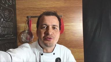 'Na despensa': Dia 9 por Rafael Cortez - Confira depoimento do humorista sobre sua participação no 'Super Chef Celebridades'