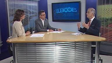 Márcio França, candidato ao governo de São Paulo pelo PSB, é entrevistado pelo Diário TV - Entrevistas ao vivo serão realizadas com os cinco candidatos ao governo do Estado mais bem colocados na última pesquisa Datafolha.