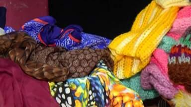 Prefeitura de Poá arrecada lenços para mulheres em tratamento de câncer - Os lenços arrecadados pelo Departamento de Apoio à Mulher serão entregues durante as atividades do Outubro Rosa.