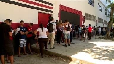 Maracanã terá casa cheia para jogo entre Flamengo e Ceará - Maracanã terá casa cheia para jogo entre Flamengo e Ceará