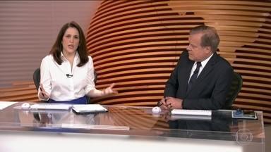 Ana Luiza Guimarães comenta falta de manutenção e segurança do Museu Nacional - Ana Luiza comenta sobre a falta de manutenção no Museu Nacional. A jornalista fez várias reportagens no local e constatou em tempos diferentes, falta de manutenção e segurança.