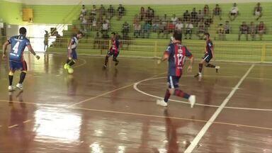 Quatro equipes se classificam para a semifinal da Taça Valadares - Competição foi realizada nesse final de semana.