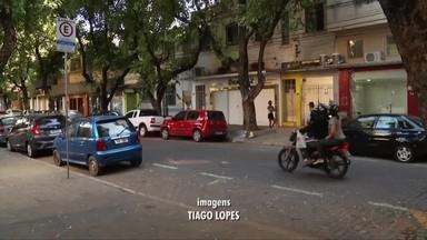 Estacionamento do rotativo área azul tem retorno em Governador Valadares - Prefeitura fez anúncio na última sexta-feira.