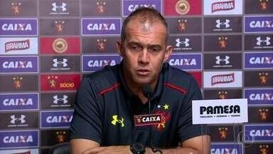 Sport bate Paraná, pela Série A, e quebra sequência de 11 jogos sem vencer - Gabriel foi autor do gol único marcado no jogo, diante dos paranaenses
