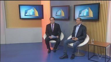 Candidato Paulo Skaf é entrevistado no Jornal da Tribuna 1ª Edição - TV Tribuna recebe os principais candidatos ao cargo de governador de São Paulo.