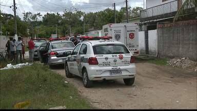 Homem mata irmão a facadas em João Pessoa - Crime foi no bairro de Mangabeira.