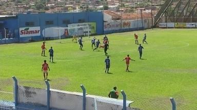 Olímpia-SP leva empate do Batatais pela Copa Paulista e adia classificação - OFC sai na frente com Norton, mas Afonso, de pênalti, deixou tudo igual