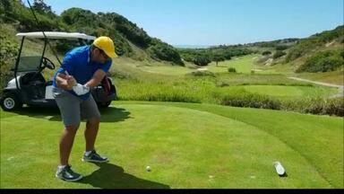 Paraibanos se destacam no golfe Brasil afora - Copa de Golfe Interclubes, em Aquiraz, no Ceará