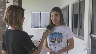 Grupo de amigos arrecadam produtos para doar a crianças carentes em Boa Vista - Doações serão entregues a crianças do Pedra Pintada.