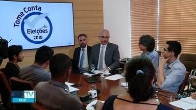 TCE-PE anuncia medidas para evitar que dinheiro de prefeituras vá para campanhas políticas - Ouvidoria do tribunal recebe denúncias.