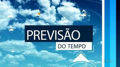 Semana começa fria nos Campos Gerais - Veja a previsão para o começo desta semana.