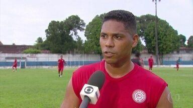 Pela Série A2 do Pernambucano, Ferroviário do Cabo tem experiência a favor no elenco - Anderson é o xerife da equipe e programa desfecho na carreira de futebol