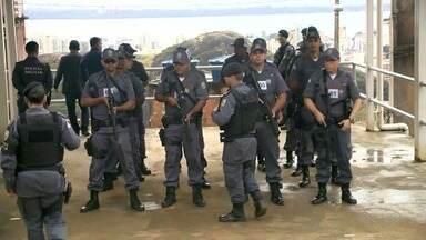 Morros ganham força especial contra o tráfico de drogas na Grande Vitória - Tropa está treinada para atuar nos morros.