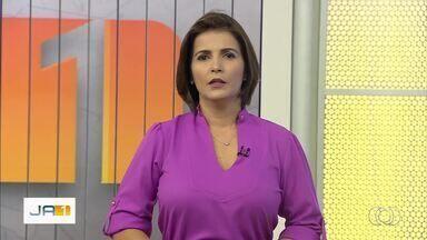 Veja o que é destaque no Jornal Anhanguera 1ª Edição desta quarta-feira (5) - Entre os principais assuntos está um assalto no estúdio de Almir Pessoa.