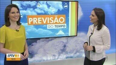 Confira a previsão do tempo em São Carlos e região para esta quarta - Confira a previsão do tempo em São Carlos e região para esta quarta.