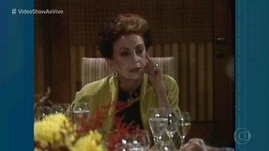 Vídeo Show - Programa de Quarta-feira, 05/09/2018, na íntegra - O programa homenageia Beatriz Segall, que faleceu nesta quarta aos 92 anos