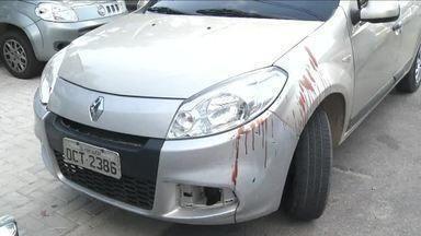 Motorista de aplicativo é baleado em Fortaleza na tarde desta quarta - Confira mais notícias em g1.globo.com/ce