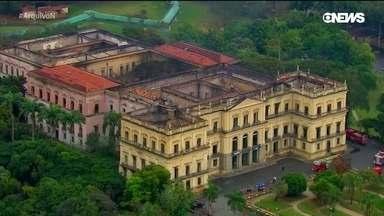 Um resgate histórico do Museu Nacional