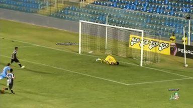 Goleiro Bruno Colaço fala sobre atuações no gol do Iguatu - G1 Ceará.