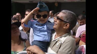 Veja como foi o desfile cívico-militar de 7 de setembro em Belém - Desfile de 7 de setembro.