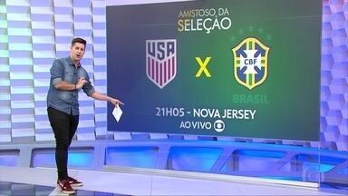Neymar volta a ser capitão da Seleção Brasileira - Neymar volta a ser capitão da Seleção Brasileira